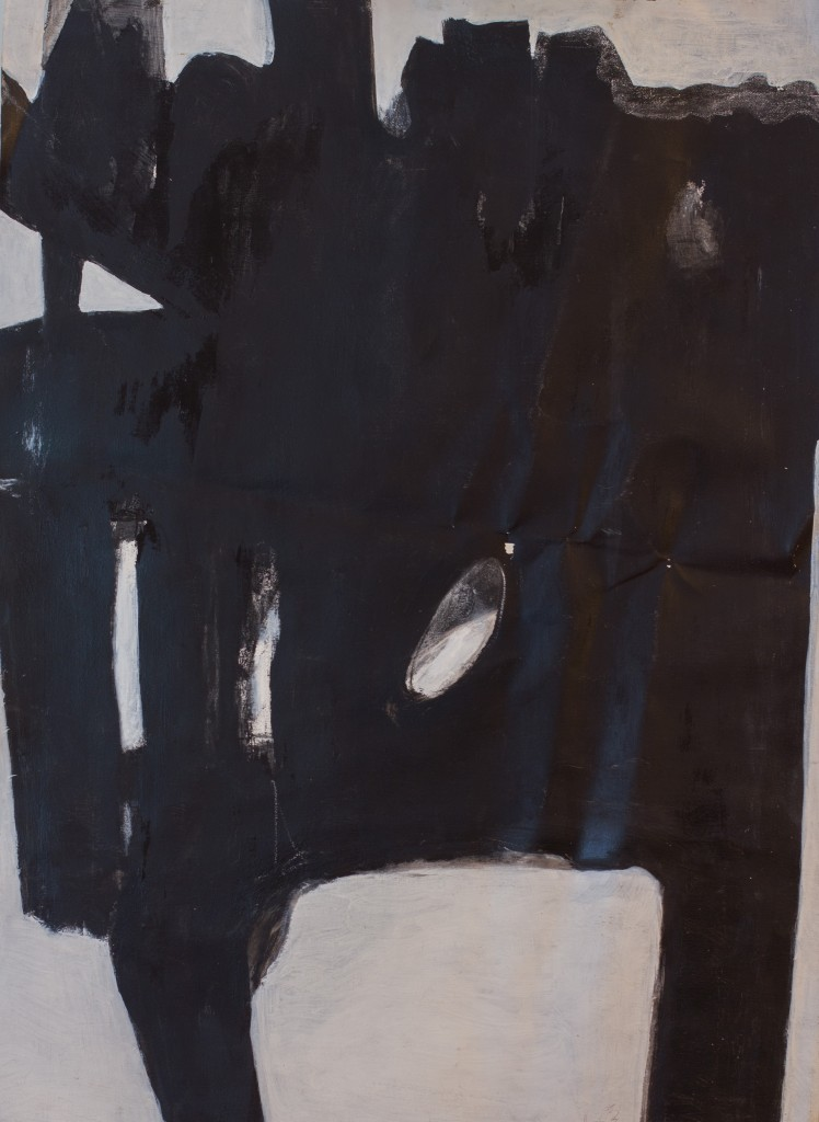 Barrier (#4) by Eleanor Hilowitz