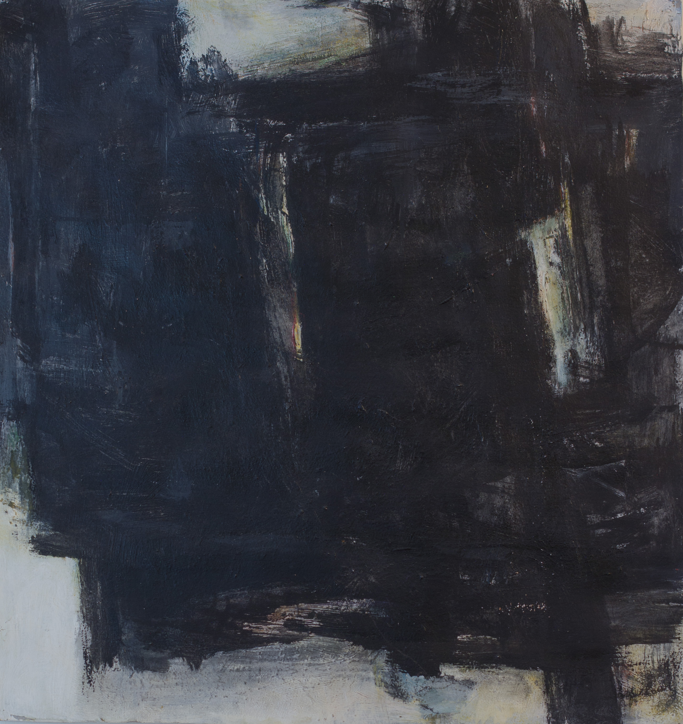 Painting: Untitled (#64) by Eleanor Hilowitz (1913 - 2007)